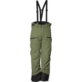 Isbjörn Offpist Ski Pants Kids Moss